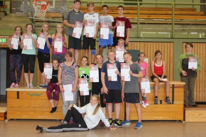 Der Lauftag 2015